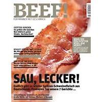 BEEF! Für Männer mit Geschmack - neun - Sau lecker
