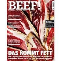 BEEF! Für Männer mit Geschmack - dreizehn - Das kommt Fett