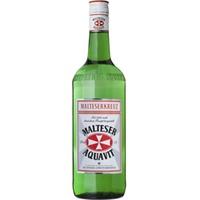 Malteserkreuz Aquavit - 1,000L 1L