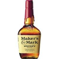 Maker's Mark Kentucky Straight - Bourbon Whisky - 0,700L 0,7L