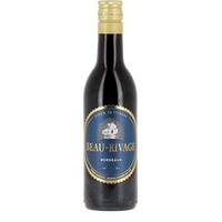 BEAU RIVAGE Bordeaux rouge 0,25 Ltr. Flasche