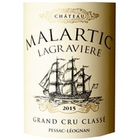 Chateau Malartic-Lagraviere rot