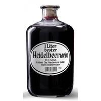 Heidelbeerwein in der Apothekerflasche 1,00l
